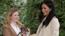 Pregnant Meghan Markle Was Called A 'Fat Lady' And She Loved It