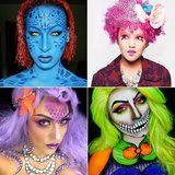 77 Drop-Dead-Gorgeous Halloween Costumes For Rainbow Hair Colors