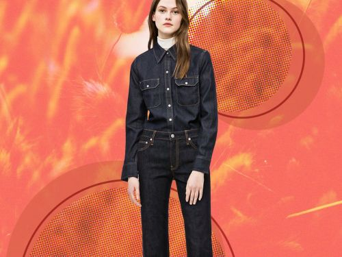 You Heard It Here First - Dark Wash Jeans Are Officially Back