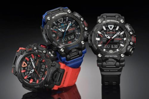 Casio G-SHOCK Reveals Brand-New Watch Model Designed for Aviation Professionals