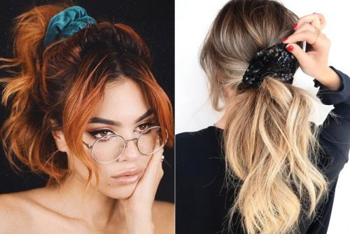 Beauty Launchpad Education Team Members Weigh In on Scrunchies