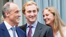 Belgian Prince Tests Positive For Coronavirus After Attending Party In Spain