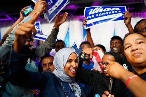 Ilhan Omar Could Be One of the First Muslim Women and the First