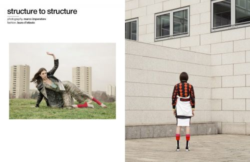 Structure to structure
