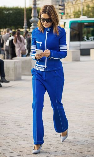 7 Chic Ways to Style a Track Jacket This Season