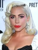 Excuse Me, Can We Talk About Lady Gaga's Rhinestone Liner at the Daily Front Row Awards?