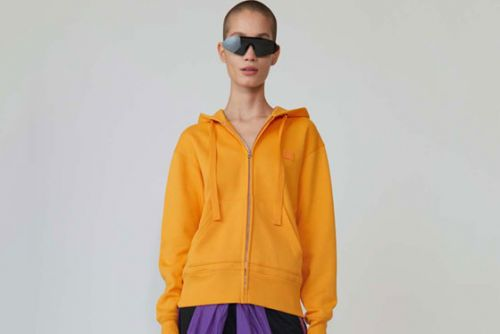 Acne Studios Focuses on Accessible Essentials for Third Face Motif Collection