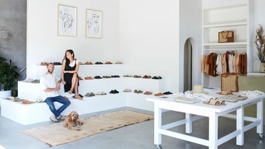 The Simple, Ethical, Handcrafted Women's Label Personifying the Best of Australian Fashion