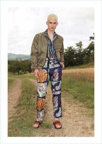 Christian Pellizzari Takes to the Countryside with Spring '19 Collection