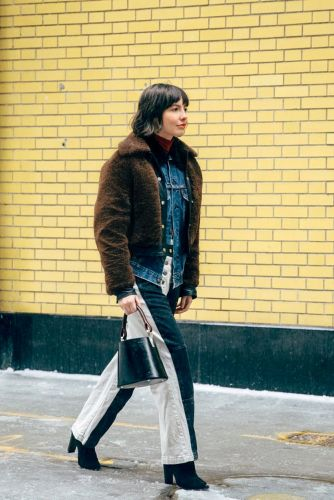 28 Everyday Basics Our Editors Wore at Fashion Week