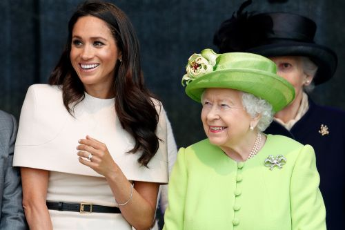 Meghan Markle is already ditching her stuffy new royal uniform