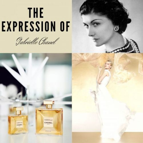 The Expression of Gabrielle Chanel