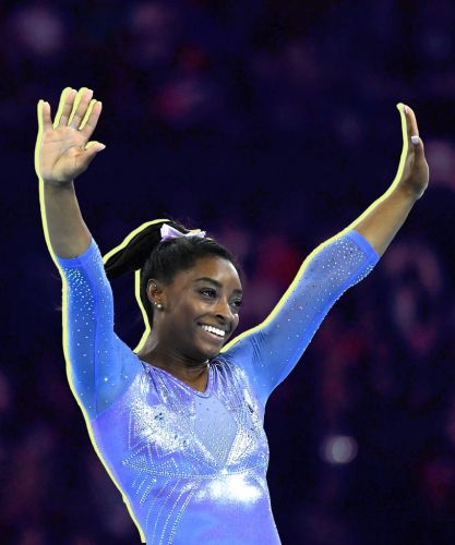 Simone Biles Just Made History As The Most Decorated Gymnast - Ever