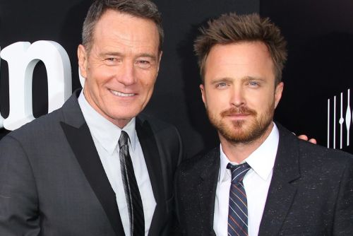 'Breaking Bad's Bryan Cranston and Aaron Paul Drop Hints on Instagram for a Potential Project
