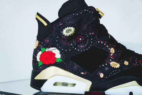 Air Jordan's Chinese New Year Pack Releases This Weekend