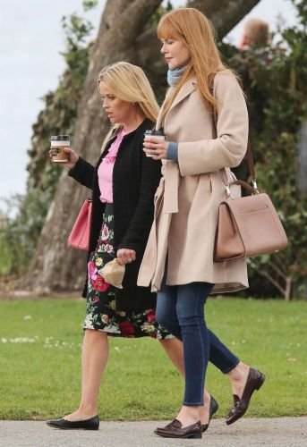 Reese Witherspoon and Nicole Kidman's New Big Little Lies Outfits Are So Chic