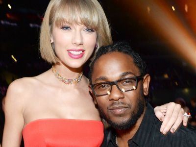 Kendrick Lamar On Taylor Swift & Katy Perry's Feud Is All Of Us