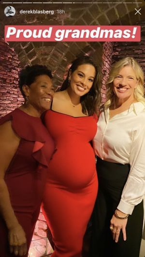 Ashley Graham's Unconventional Baby Shower Looked Like So Much Fun