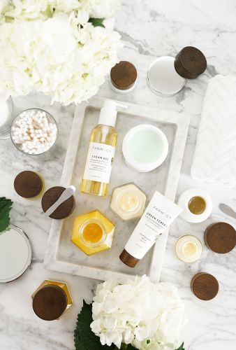 Clean Skincare With Farmacy Beauty