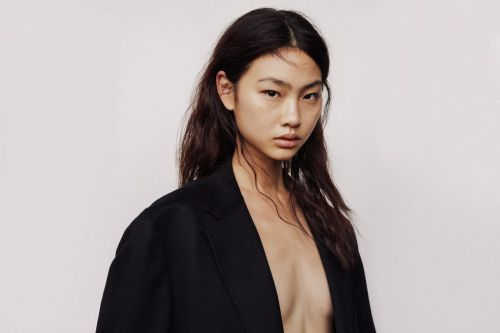 Hoyeon Jung on Korea's Next Top Model, skydiving and her no-limit approach to life
