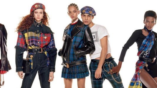 Versace's Fall 2018 Campaign Could Be the Longest Advertisement Image Ever