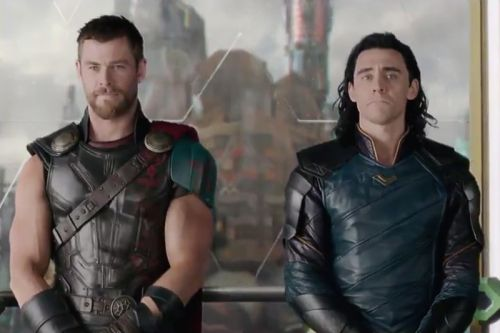Thor and Loki Reminisce About Childhood in New 'Thor: Ragnarok' Clip