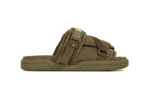 Visvim Launches Summer-Friendly Military Nylon Christo Sandal
