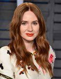 From Bouncy Waves to a Buzz Cut, Karen Gillan Can Pull Off Any Haircut