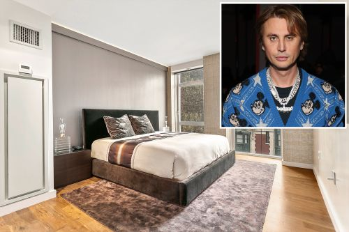 Jonathan 'Foodgod' Cheban lists NYC apartment for $2.6M