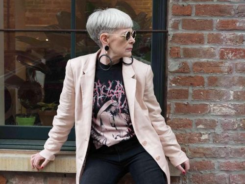 Over-50 Women Who've Mastered the Art of Wearing Skinny Jeans