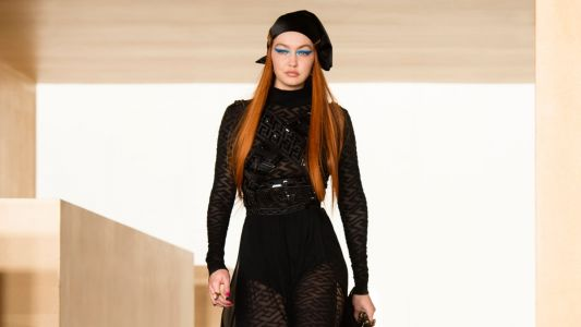 Versace Plays With Geometry and Contemporary Daywear for Fall 2021