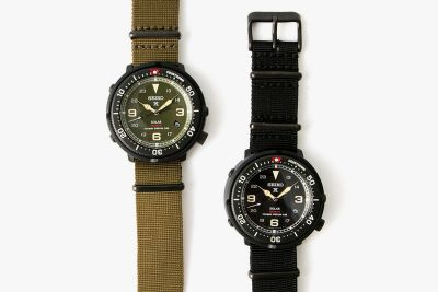 Freemans Sporting Club Is Dropping an Exclusive Seiko PSX Fieldmaster