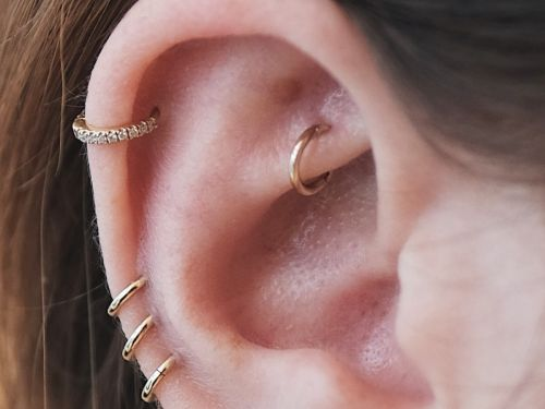 The Coolest Piercings New York Girls Are Getting Right Now