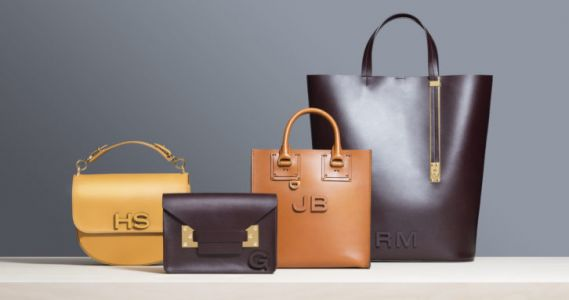 You Can Now Personalize Your Sophie Hulme Bag