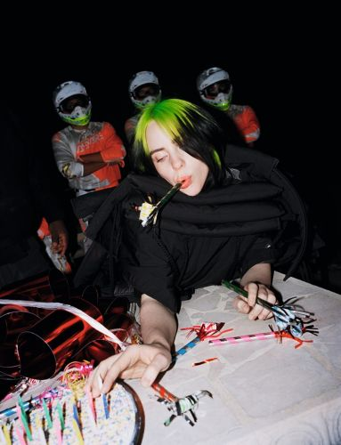 Watch a teaser for Billie Eilish's documentary, The World's a Little Blurry