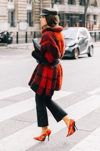 The Coolest Outfits to Wear With Black Jeans