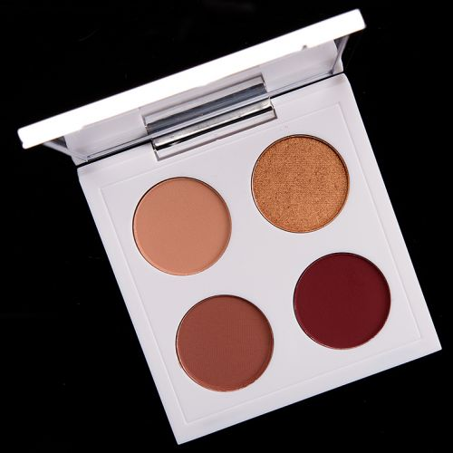 MAC x PatrickStarrr Goalgetter Eyeshadow Quad Review, Photos, Swatches
