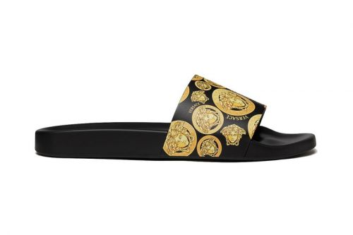 Versace's Luxury Pool Slides Reimagine a Summer Staple