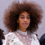 Solange Just Went Platinum Blonde - and It's Her Most Dramatic Change Yet