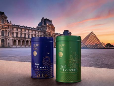 Palais des Thés Launches Exclusive Collaboration with the French Louvre