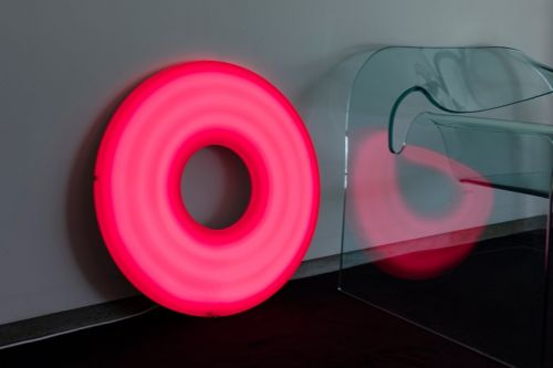 Josh Sperling's 'DONUT' Light Sculptures Will Fill Your Space With Color