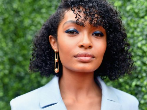 Yara Shahidi's Bangs Stole The Show At The MTV Movie & TV Awards