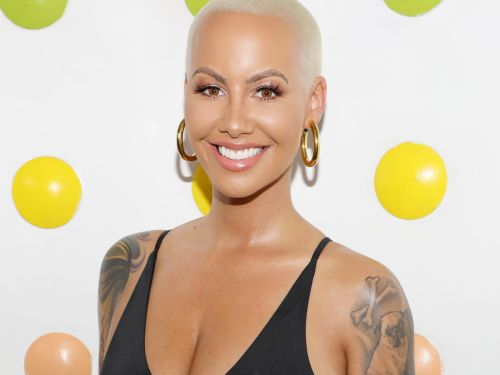 Amber Rose On Why She Talks To Her Son About Her Period