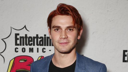 'Riverdale' Star KJ Apa Crashes Car After Falling Asleep At The Wheel