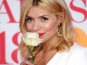 Holly Willoughby Calls Out Photographers For Attempting 'Upskirt' Photos At The BRITs