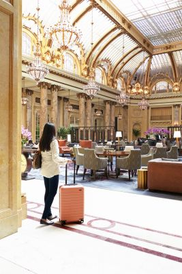 The Palace Hotel + Travel Packing List for San Francisco