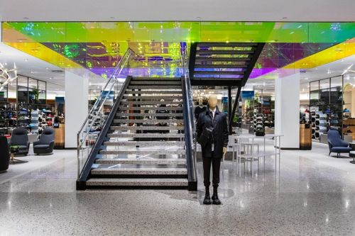 Saks Fifth Unveils Its Expansive Men's Shoe Experience at NYC Flagship