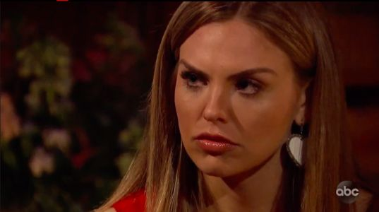 'Bachelorette' Hannah Brown Hits Her Wall During an Emotional Week 6