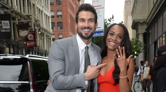'The Bachelorette' Rachel Lindsay and Bryan Abasolo Are Married 2 Years After Meeting on the Show