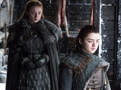 Did A Game Of Thrones Director Just Confirm That Either Sansa Or Arya Die Soon?